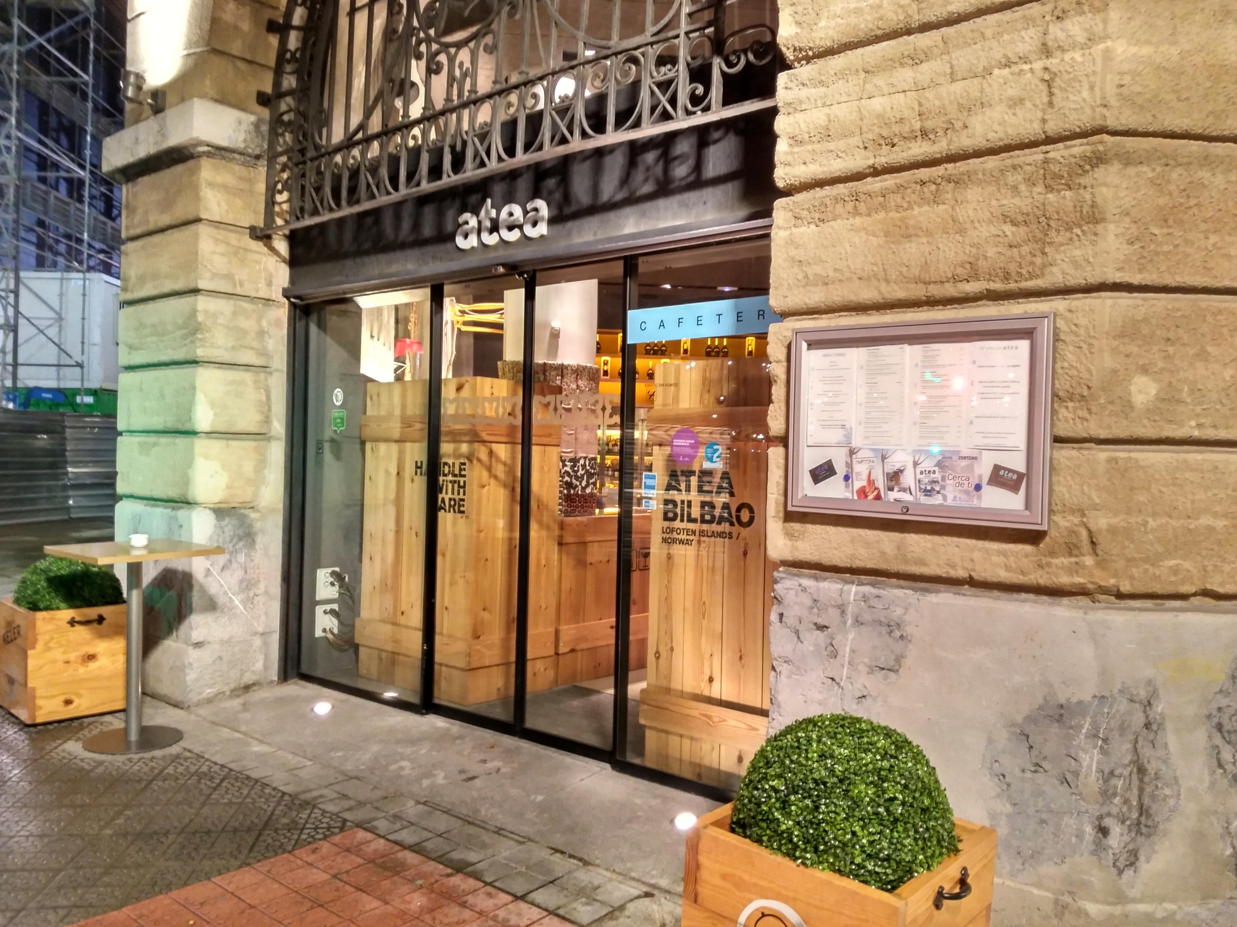 Restaurante Atea Bilbao