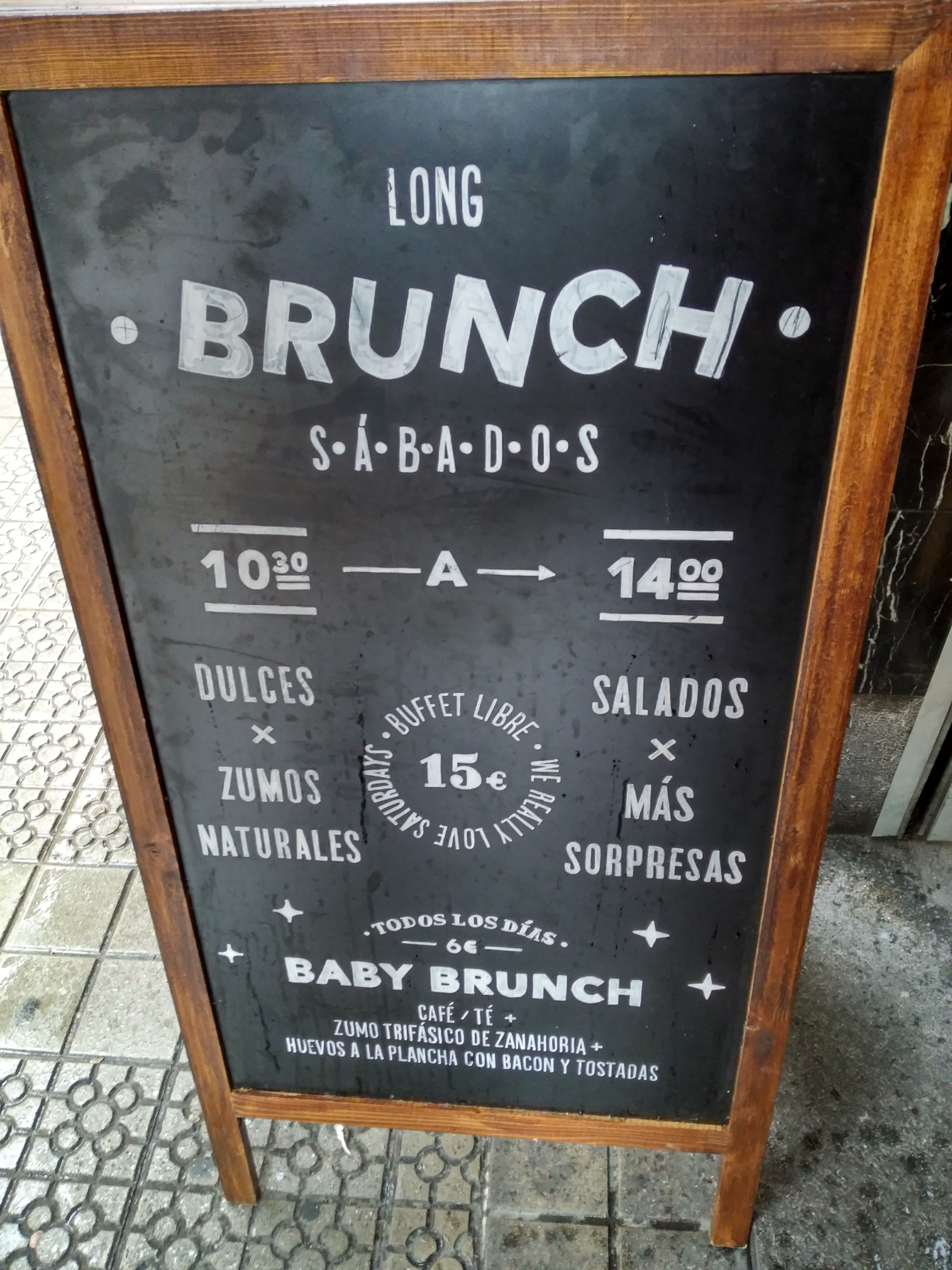 Brunch Brass 27 Bilbao