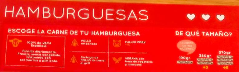Hamburguesas Goiko Grill